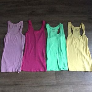 Fitted Tank Top Lot